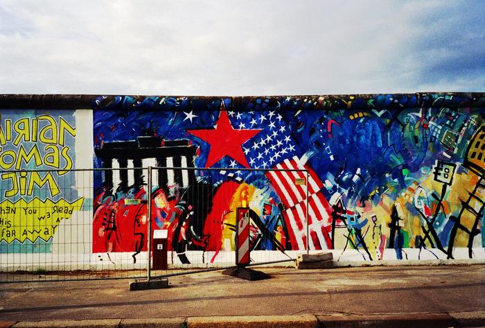 berlin wall rewrite beautiful. Black Bedroom Furniture Sets. Home Design Ideas